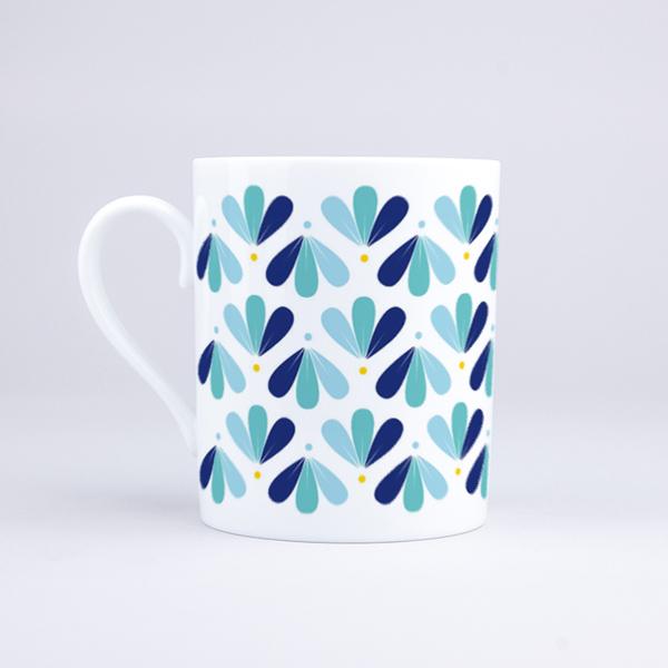 Vue du mug My Sweet Garden