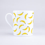 Vue du mug Banana Party