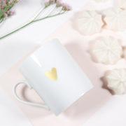 Le mug je t'aime côté coeur