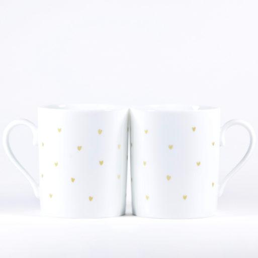 Le mug petits coeurs
