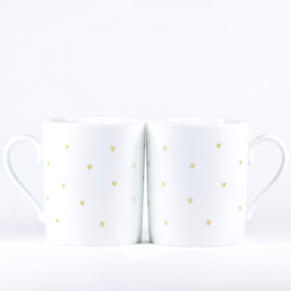 mugs petits coeurs