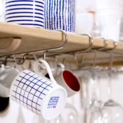 Tendance cuisine en bleu marine
