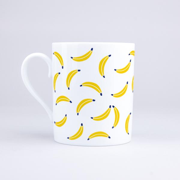 Vue du mug Banana Party