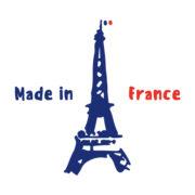 Motif complet du mug Tour Eiffel
