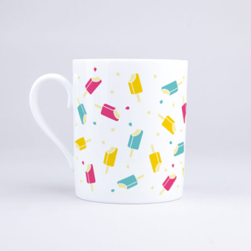 Vue du mug Frutti Ice Cream