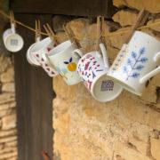Les mugs ambiance estivale