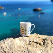 Le mug Feuillages Et Mimosa