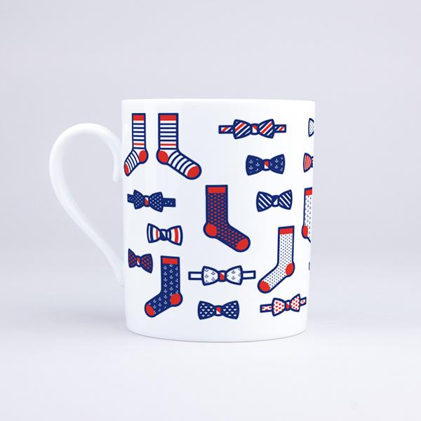 Vue du mug MIF x Le Flageolet